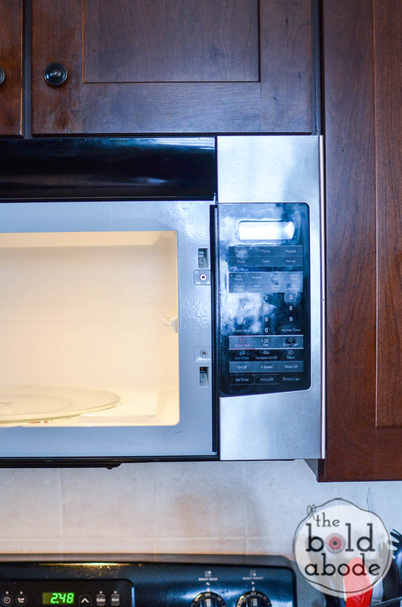 how to freshen a stinky microwave. Black Bedroom Furniture Sets. Home Design Ideas