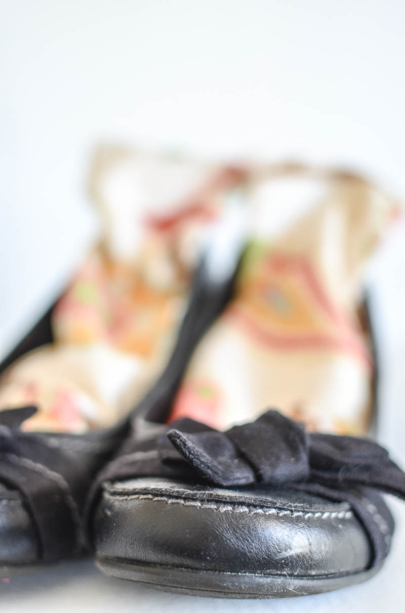 How To Freshen A Stinky Pair Of Shoes