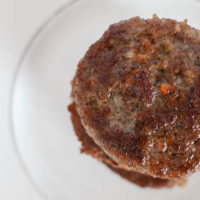 How to cook the perfect sausage patty