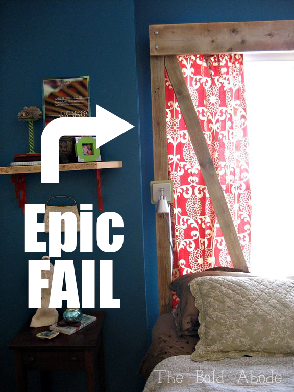 Epic Decorating Fail
