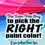 Pick Paint Colors