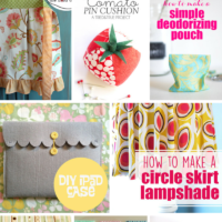 8 Great Sewing Projects for Beginners