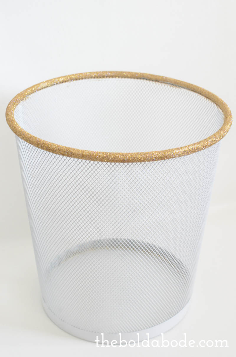 glitter trashcan-5