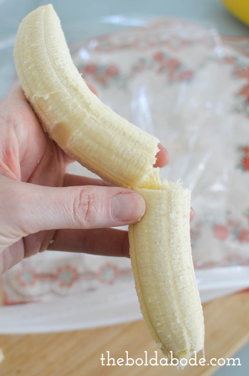how to freeze bananas-2