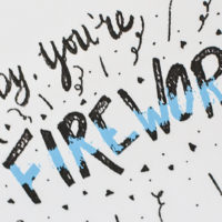 Baby, You're a Firework! – Another BOLD Printable