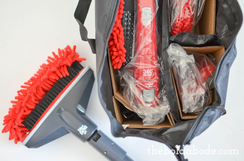 forgettable places you need to vacuum