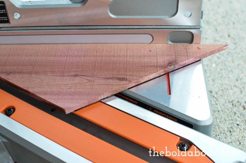 geometric cedar planked wall-5