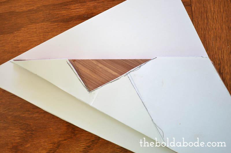 geometric cedar planked wall-6
