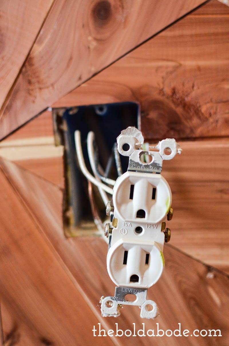 geometric cedar planked wall-8