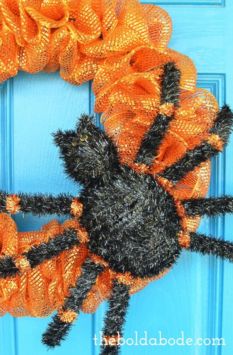 Easy To Make Halloween Wreaths