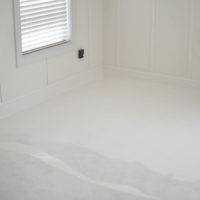 How to Paint a Concrete Slab Floor