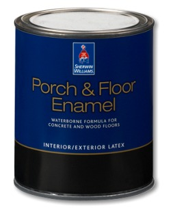 porch and floor enamel
