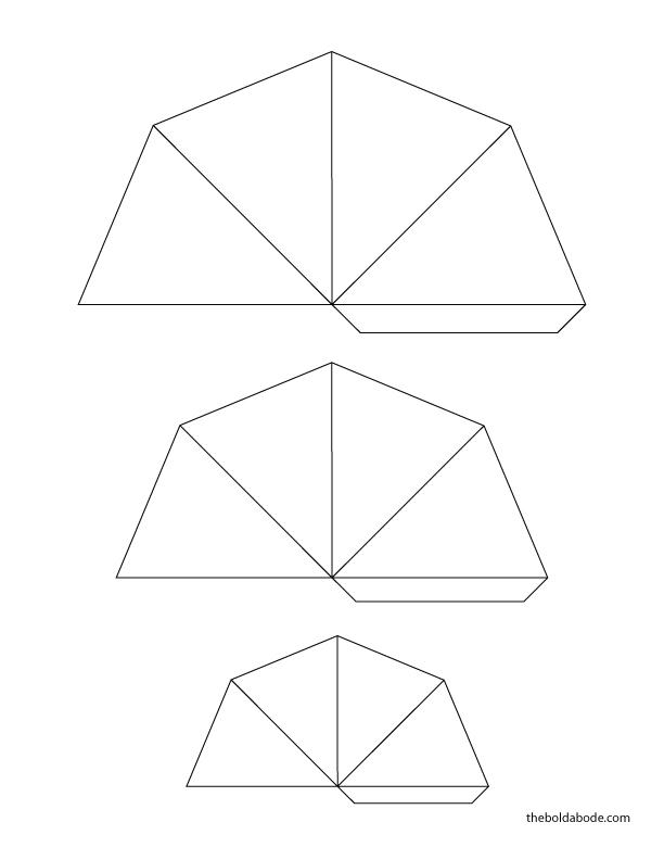 3d-cones
