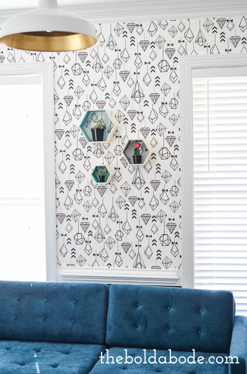 color pop hexagon shelves-10
