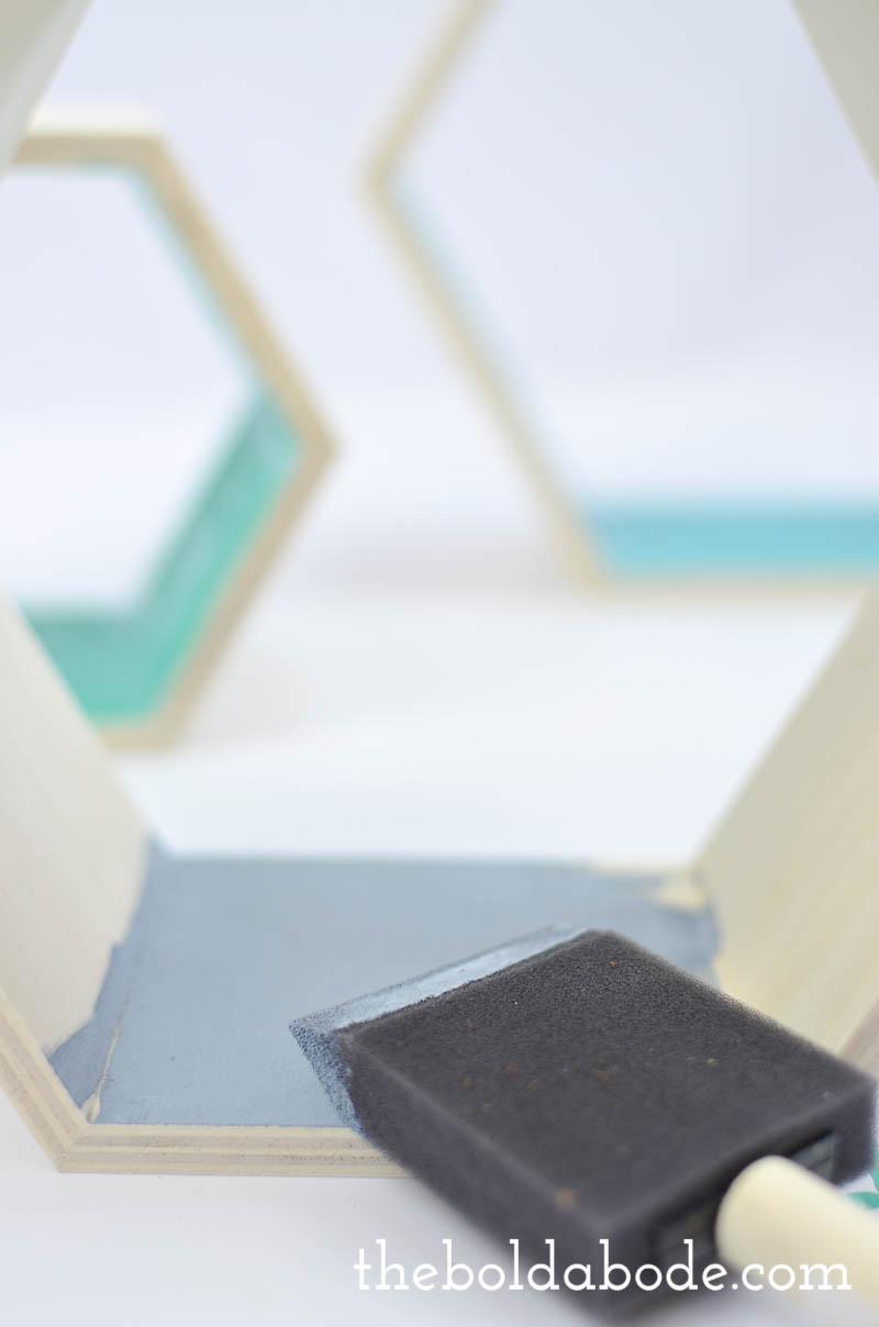color pop hexagon shelves-5