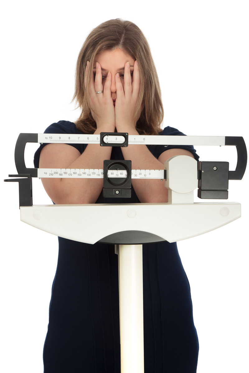 Does getting up on that scale fill you with dread? Do you avoid it like the black death? It doesn't have to be that way. Here are a few tips for how to make peace with the dreaded scale. Yes. It's possible.