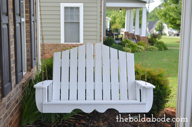 how to paint a porch swing-3