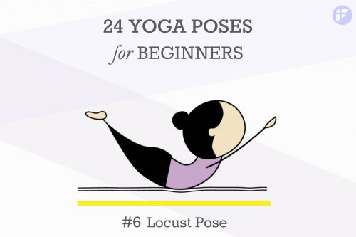 24 Yoga Asanas Poses For Beginners The Bold Abode