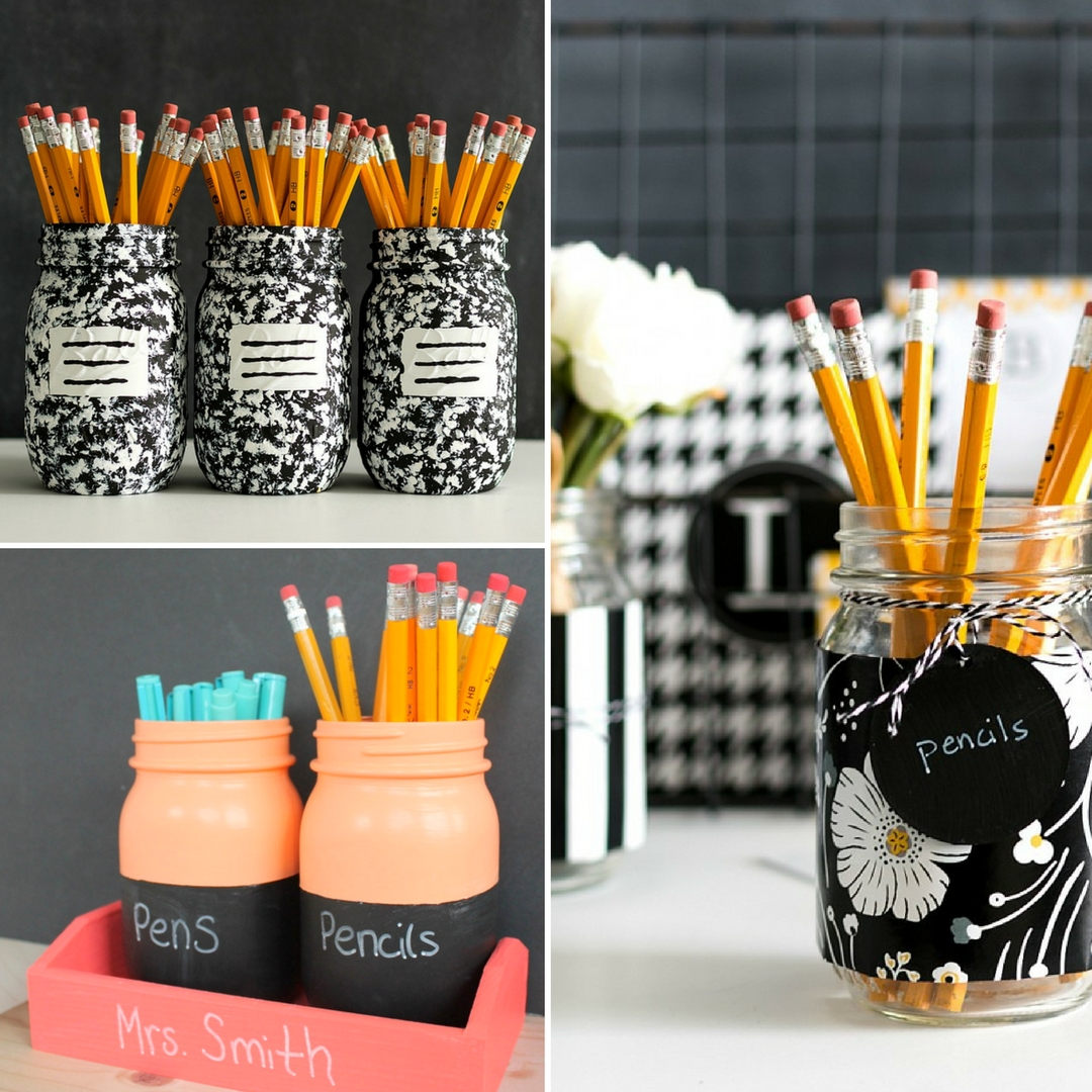 ... jars: These are cute, creative ways to make mason jars into fun