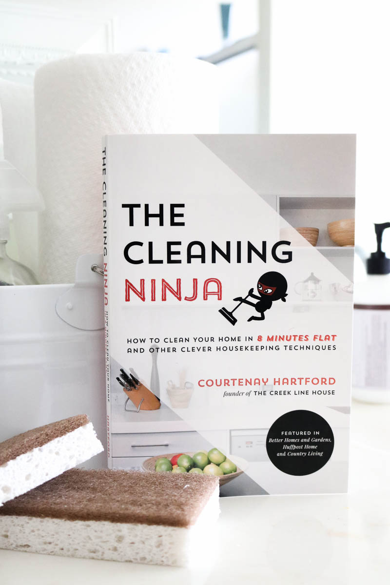 How to Become a Cleaning Ninja! Get your house company ready in 8 minutes flat! Filled with loads of tips to work SMARTER not Harder!