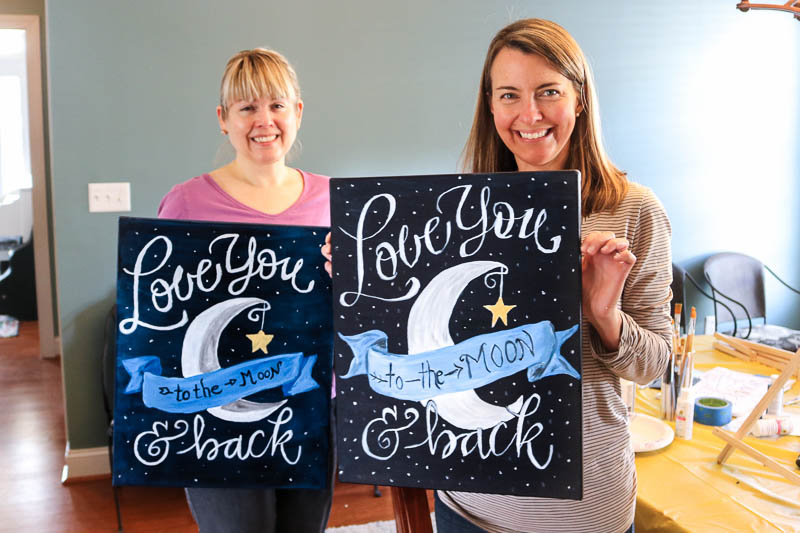 social artworking love you to the moon and back-13
