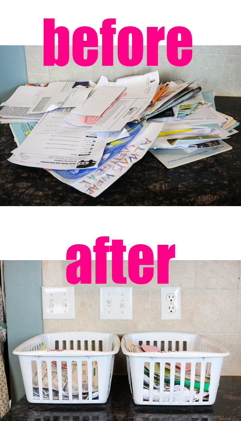 before-and-after-paper-clutter