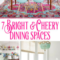 7 bright and cheery dining spaces to light up your eating experie