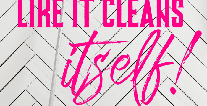 How to Make Your Home Feel Like It Cleans Itself!