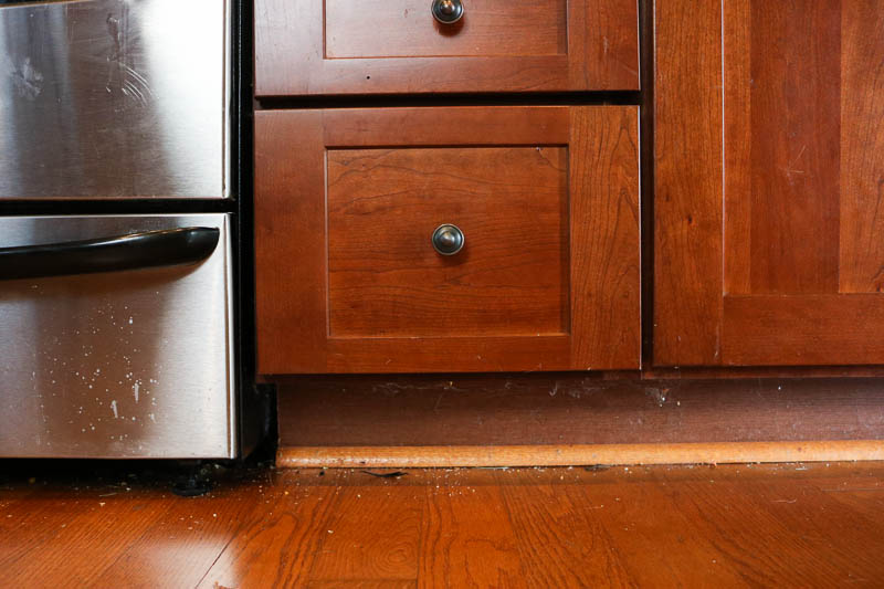 The quick and easy way to clean wood floors in the kitchen | cleaning |  cleaning - The Quick And Easy Way To Clean Wood Floors In The Kitchen: The