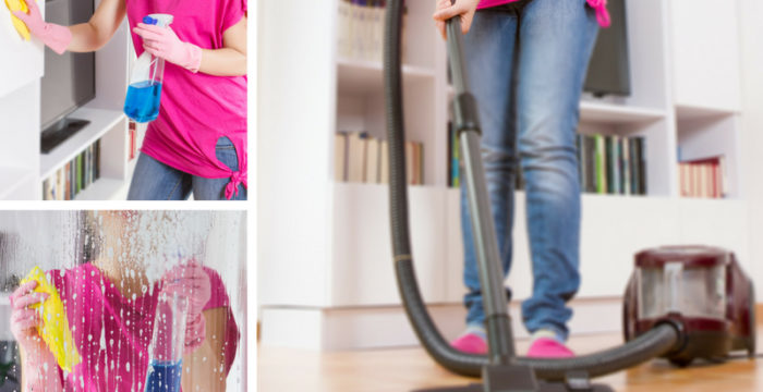 5 SNEAKY Cleaning Tricks You Can Do When Your House is Dirty and Someone Needs to Stop By.