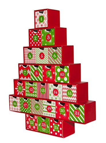 Christmas Calendar Self Made : Advent calendars you can order from amazon prime