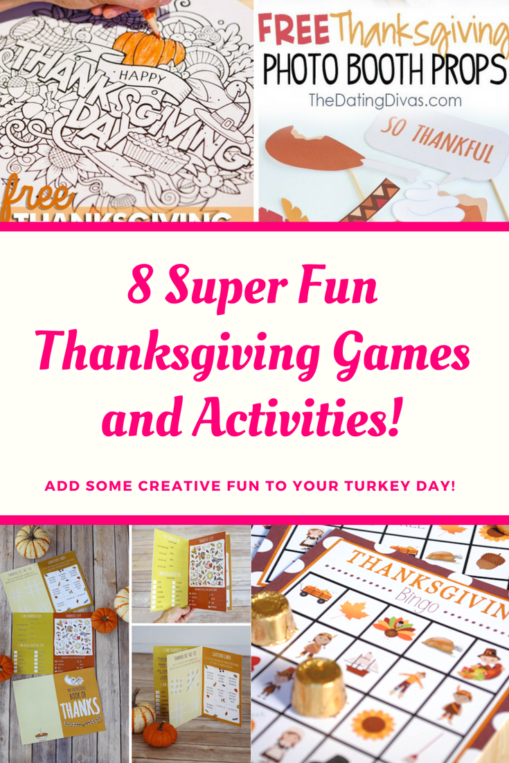 8 fun thanksgiving family games and activities Fun family thanksgiving games