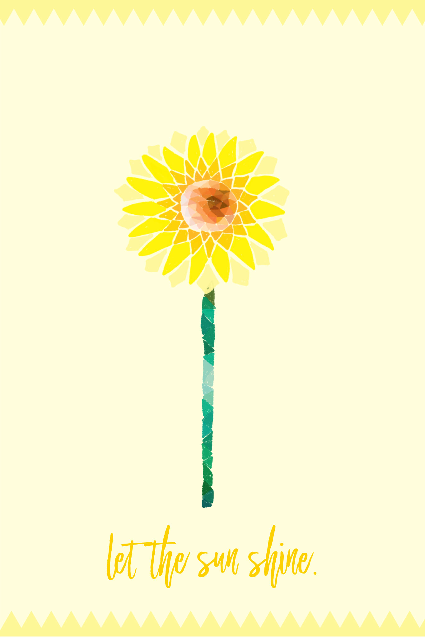 Sunflower HD Wallpaper for Android APK