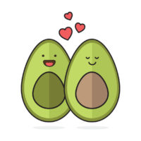 Avocados in Love – Shopping List