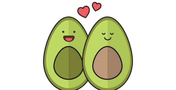 Avocados in Love Menu Planner