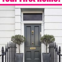 7 vital things to consider when buying your first home