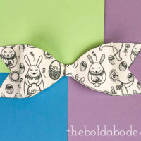 Super Cute Easter Bows Printable