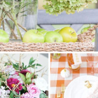 10 Gorgeous Fall Table Ideas