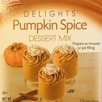 Royal Delights Dessert Mix: 1 Pack (Pumpkin Spice)
