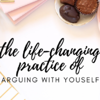 #4: The Life-Changing Practice of Arguing with Yourself