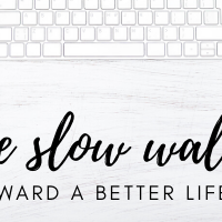 #1: The Slow Walk to A Better Life