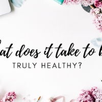 #26: What does it take to be truly healthy?