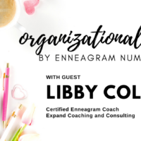 #31: Organizational Tips by Enneagram Number with Libby Cole from