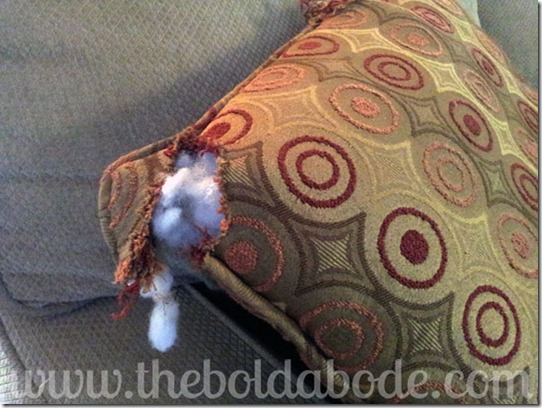 Chew Toy Pillow #1