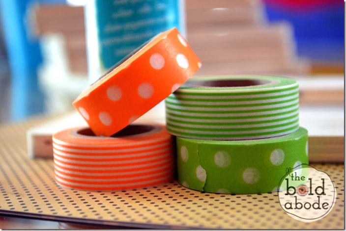 Washi-Tape from Pick Your Plum