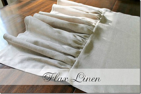 Flax Table Runner - On Sutton Place