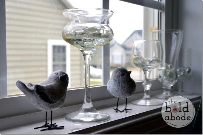 Birdies and Glasses
