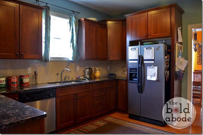 Left Kitchen
