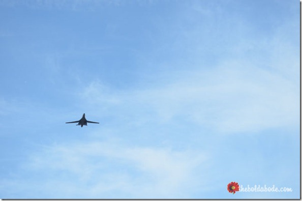 bomber approaching 2