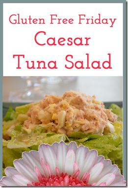 Caesar-Tuna-Salad